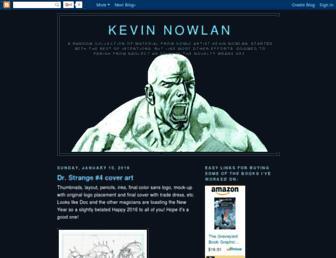 kevinnowlan.blogspot.com screenshot