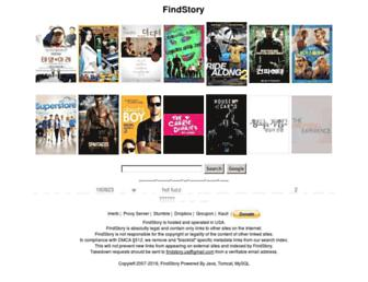 Thumbshot of Findstory.us