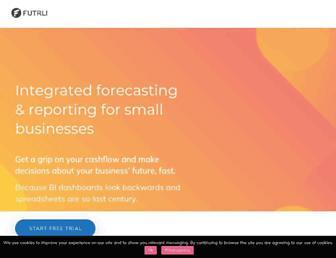 futrli.com screenshot