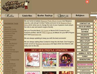 hitupmyspot.com screenshot
