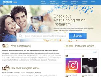 Thumbshot of Instagram24.com