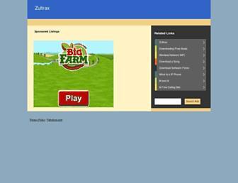 Thumbshot of Zultrax.com