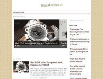 cartreatments.com screenshot