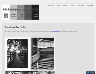 Thumbshot of Adrianpymphotography.co.uk