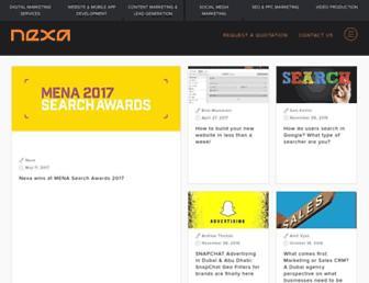 blog.digitalnexa.com screenshot