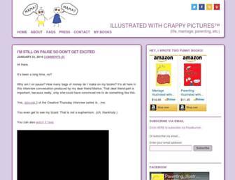 Fullscreen thumbnail of crappypictures.com