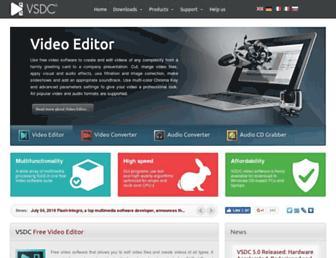 videosoftdev.com screenshot