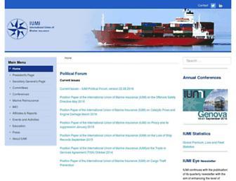 iumi.com screenshot