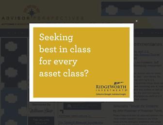 advisorperspectives.com screenshot