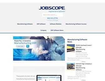 jobscope.com screenshot