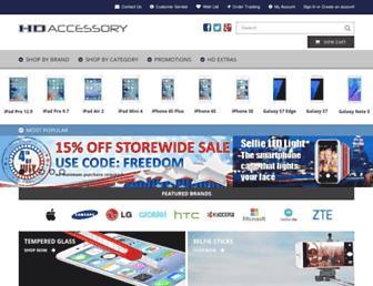 Thumbshot of Hdaccessory.com