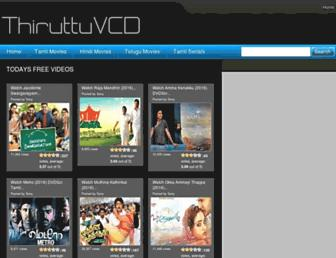 Thumbshot of Thiruttuvcd.com
