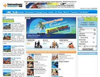 Thumbshot of Thaitravelcenter.com