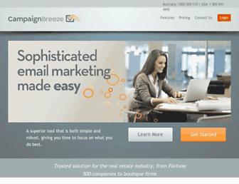 Thumbshot of Campaignbreeze.com