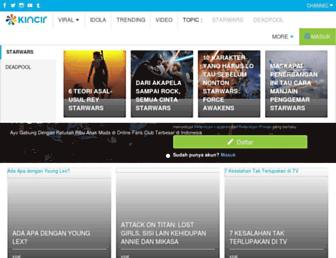 kincir.com screenshot