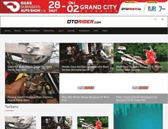 otorider.com screenshot