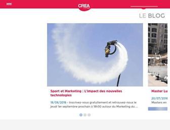 creageneve.com screenshot