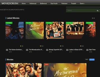 moviescrush.co screenshot
