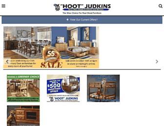 hootjudkins.com screenshot