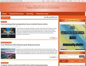 yusrandante.blogspot.com screenshot