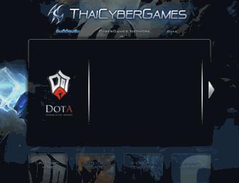 th.playcybergames.com screenshot
