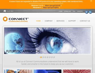 connect.net.pk screenshot