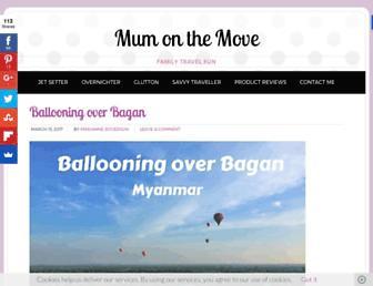 mumonthemove.com screenshot