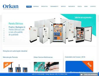 orkan.com.br screenshot