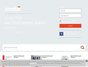anobii.com screenshot