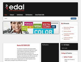 distriedal.com screenshot