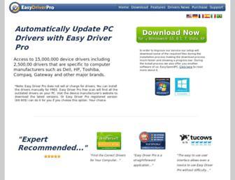 easydriverpro.com screenshot