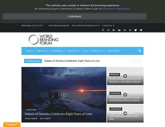 brandingforum.org screenshot