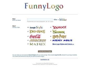 Thumbshot of Funnylogo.info