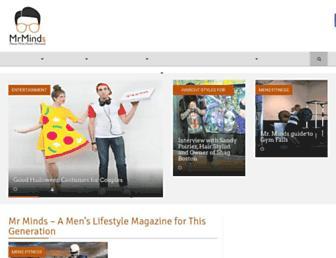 mrminds.com screenshot