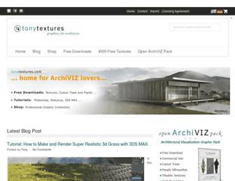 tonytextures.com screenshot