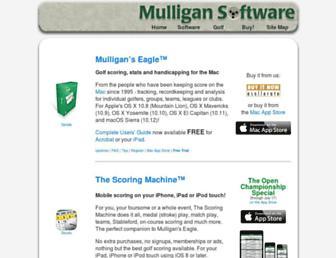 mulligansoftware.com screenshot