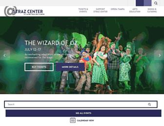 Thumbshot of Strazcenter.org