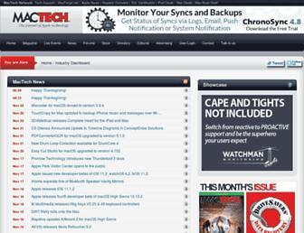 preserve.mactech.com screenshot