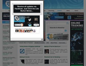 Thumbshot of Cgarena.com