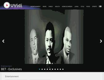Thumbshot of Uvidi.com