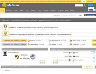 statarea.com screenshot