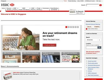 Thumbshot of Hsbc.com.sg