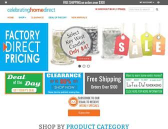 Thumbshot of Celebratinghome.com
