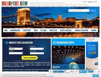 Thumbshot of Budapest.com