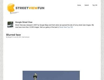 Thumbshot of Streetviewfun.com