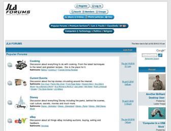 Thumbshot of Jlaforums.com