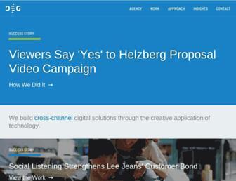 degdigital.com screenshot