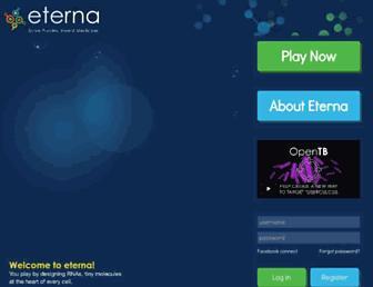 eternagame.org screenshot