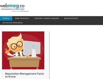 webmag.co screenshot