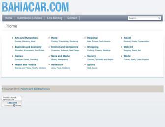 Thumbshot of Bahiacar.com